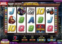 The Amazing Spider-Man Slot Slot Reels