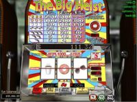 The Big Heist Slot Slot Reels