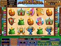 The Duck Ages Slot Slot Reels