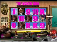 The Naked Gun Slot Slot Reels