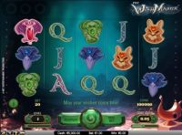 The Wish Master Slot Slot Reels