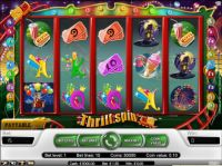 Thrill Spin Slot Slot Reels