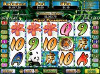 Tiger's Treasure Slot Slot Reels