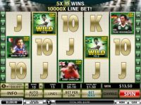 Top Trumps Football Legends Slot Slot Reels