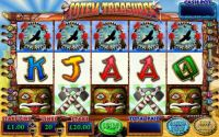 Totem Treasure Slot Slot Reels
