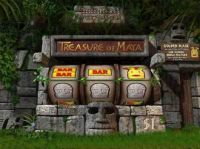 Treasure of Maya Slot Slot Reels