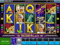 Treasure Palace Slot Slot Reels