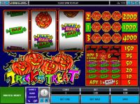 Trick or Treat Slot Slot Reels