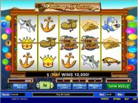 Trolling for Treasures Slot Slot Reels