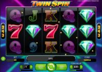 Twin Spin Slot Slot Reels