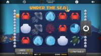 Under the Sea Slot Slot Reels