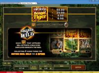Untamed - Bengal Tiger Slot Bonus 1