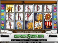 Viking's Treasure Slot Slot Reels