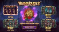 Voodoo Reels Unlimited Free Spins StakeLogic Slot Info