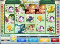 Wealth Spa Slot Slot Reels