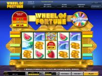 Wheel of Fortune Hollywood Edition Slot Slot Reels