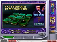 Win a Million Dollars Slot Bonus 1