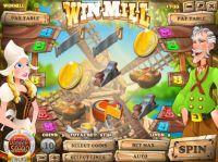 Win Mill Slot Slot Reels