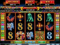 Year of Fortune Slot Slot Reels