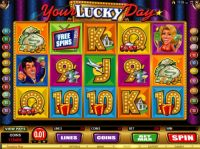 Your Lucky Day Slot Slot Reels