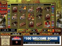 Zone of Zombies Slot Slot Reels