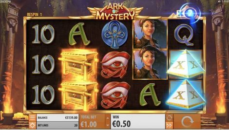 Ark of Mystery Slot Slot Reels