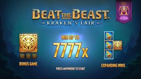 Beat the Beast: Kraken's Lair Slot
