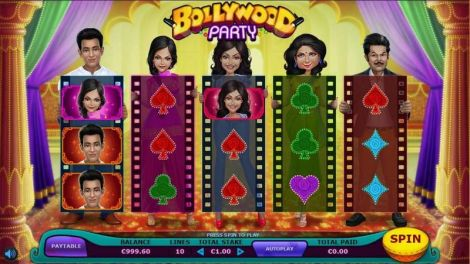 Bollywood Party Slot Slot Reels