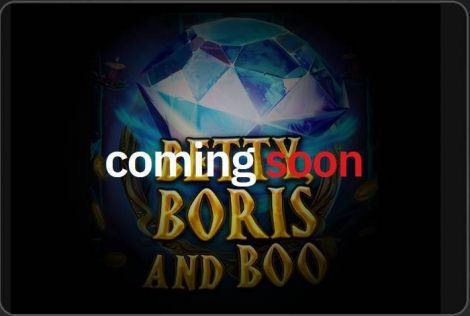 Boris, Betty and Boo Red Tiger Gaming Slot Info