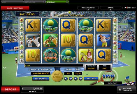 Cash Slam Slot Slot Reels