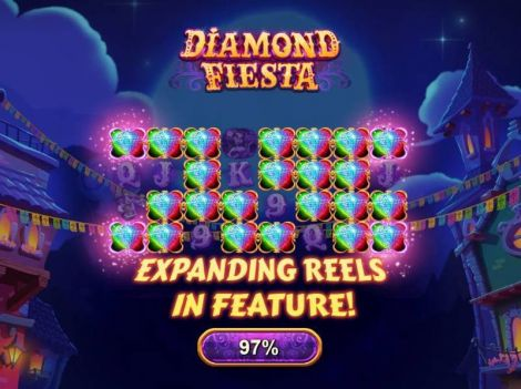 Diamond Fiesta Slot