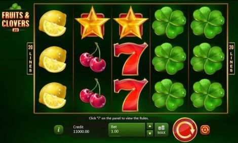 Fruits & Clovers Slot