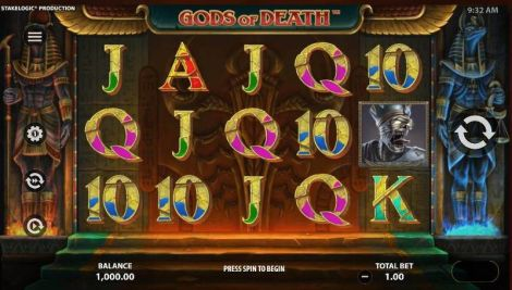 Gods of Death Slot