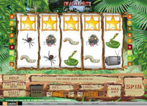 I'm a Celebrity, Get Me Out Of Here Slot