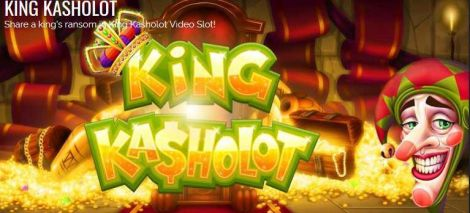 King Kasholot Slot Info