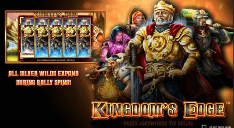 Kingdom's Edge Slot Info