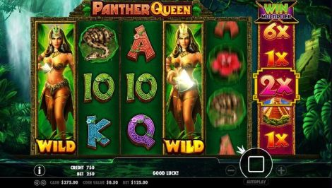 Panther Queen Slot Slot Reels