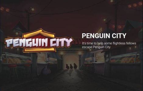 Penguin City Slot Info