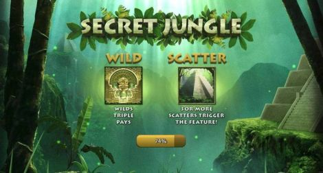 Secret Jungle Slot Info
