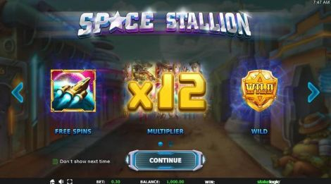 Space Stallion Slot