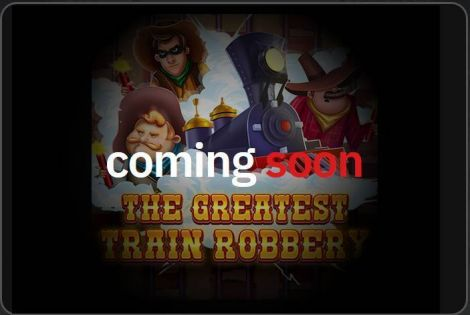 The Greatest Train Robbery Red Tiger Gaming Slot Info