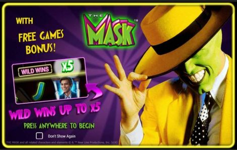 The Mask Slot Info