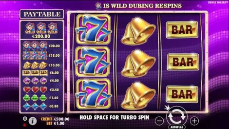 Triple Jokers Slot