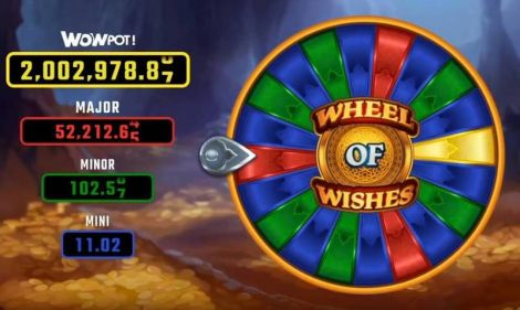 Wheel of Wishes Slot
