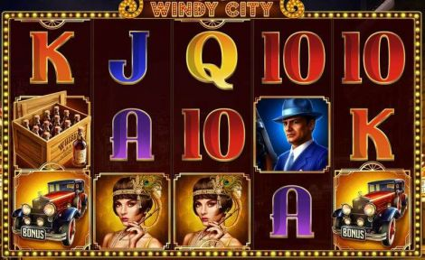 Windy City Slot
