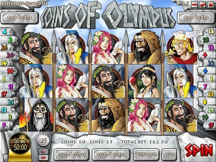 Bowling tournaments coins of olympus rival casino slots matic wild