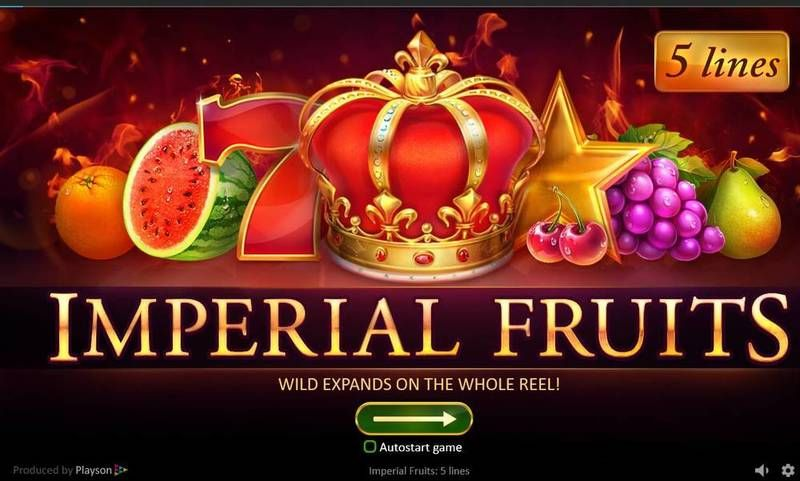 Imperial Fruits Slot