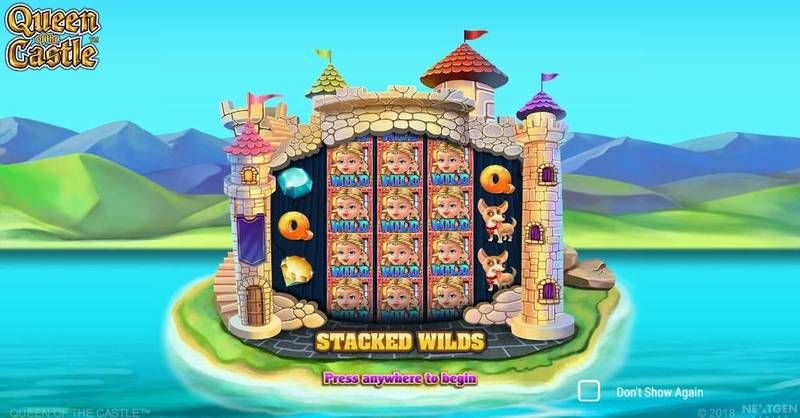 Queen of Castle NextGen Gaming Slot Info