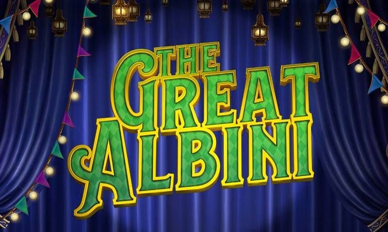 The Great Albini Microgaming Slot Info