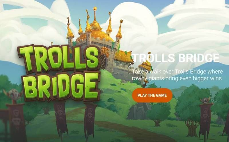 Trolls Bridge Yggdrasil Slot Info